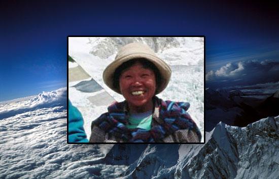 Tamae Watanabe установила возрастной рекорд восхождения на Эверест