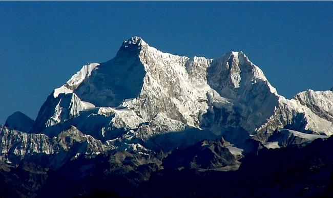 Жанну (Jannu / Khumbakarna) 7710 метров