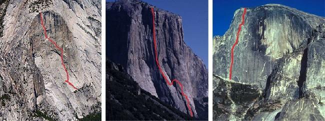 """Тройная корона"" в Йосемитах (Yosemite Triple Crown): Watkins, El Capitan и Half Dome"