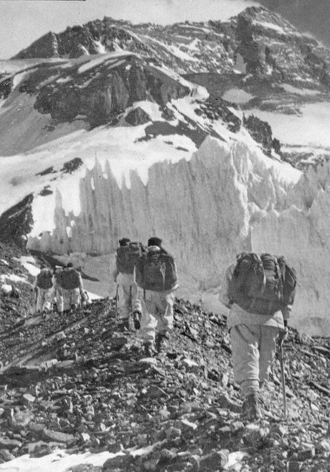 Эверест 1960