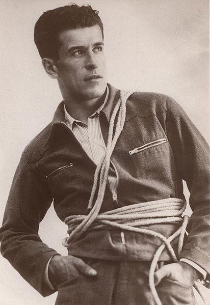 Рафаэль Карлессо  (Raffaele Carlesso) в 1932 году