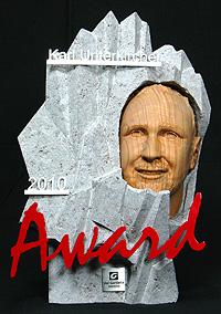 Karl Unterkircher Award