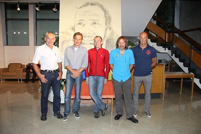 Жюри премии: Oswald Oelz (Президент), Ivo Rabanser, Carlo Caccia, Christoph Hainz, Silvio Mondinelli