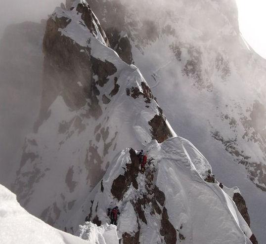 Впервые в мире пройден хребет Mazeno с восхождением на восьмитысячник Нанга Парбат (Обновлено от 23 июля)