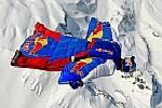 Валерий Розов. Прыжок с Ушбы с высоты 4500 метров