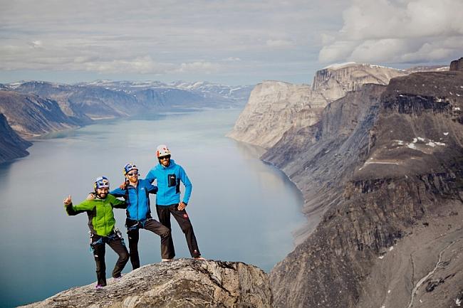 Eneko Pou, Iker Pou и Hansjörg Auer