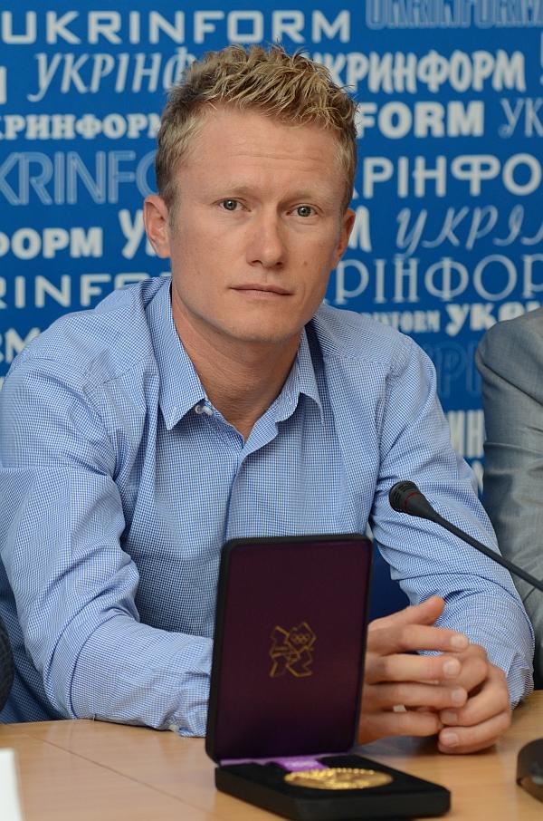 Александр Винокуров на прессконференции Race Horizon Park 2013