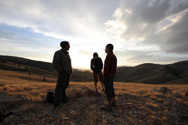 Джонатан Сегрист (Jonathan Siegrist) с Andy Mann и Keith Ladzinski в Айдахо