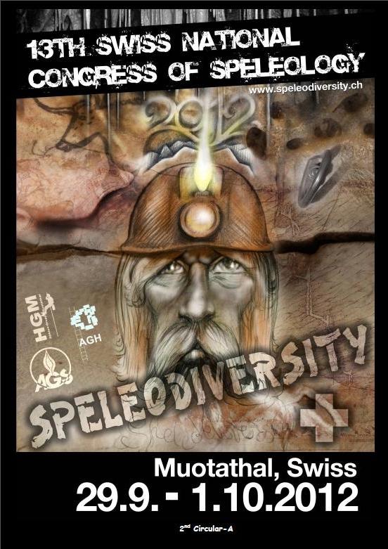 13th Swiss National Congress of Speleology / Euro Speleo Forum