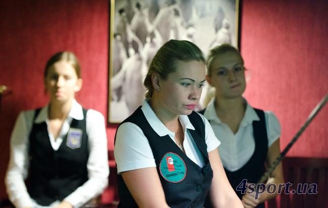 Чемпионат Украины 2012 (свободная пирамида, женщины)