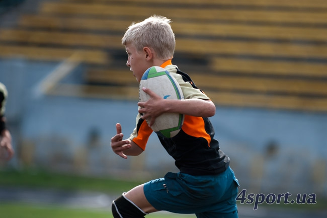 9-й ежегодный международный юношеский турнир по регби на кубок Джона Марша