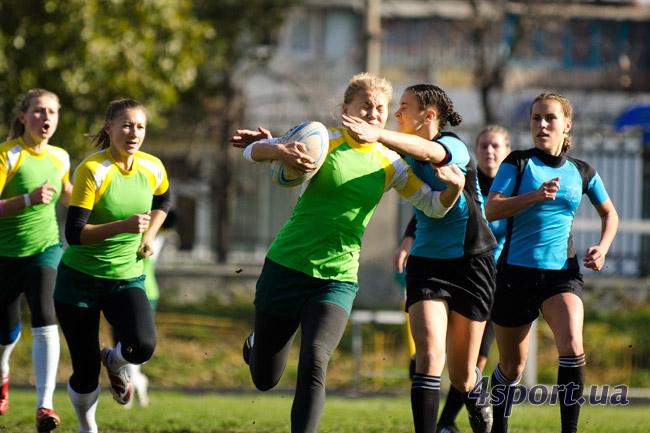 Чемпионат Украины по регби-7 среди девушек