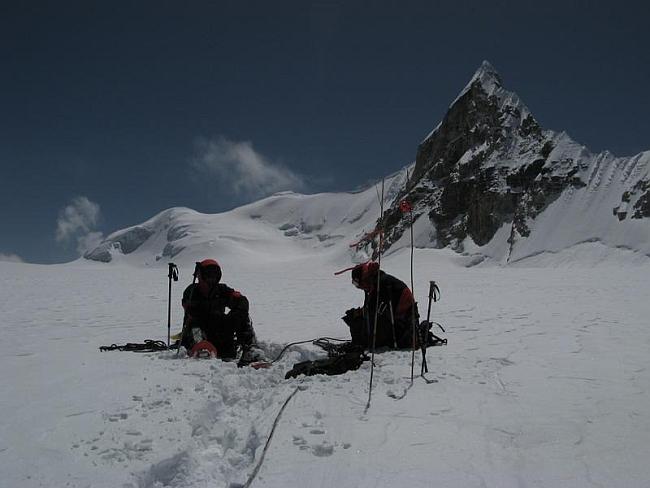 Украинская экспедиция 2007 года на Simnang Himal (6251м)