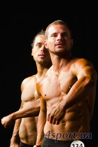 Чемпионат Украины по бодибилдингу, фитнесу, бодифитнесу, бикини и атлетик фитнесу (мужчины)