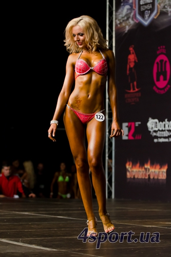 Фотоотчет с праздника женской красоты - Чемпионата Украины по бодибилдингу, фитнесу, бодифитнесу, бикини и атлетик фитнесу