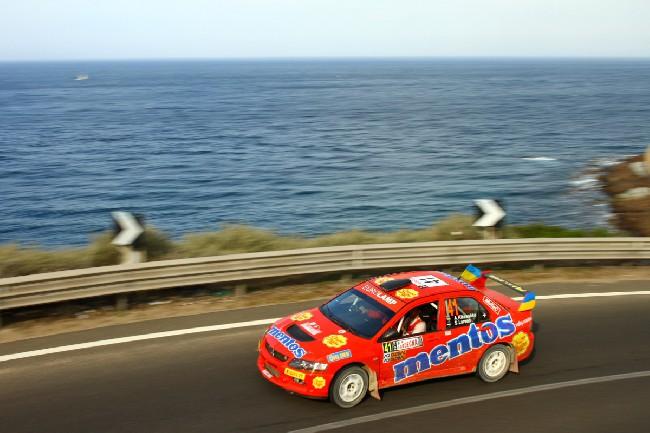Mentos Ascania Racing на финишной прямой Чемпионата мира по ралли