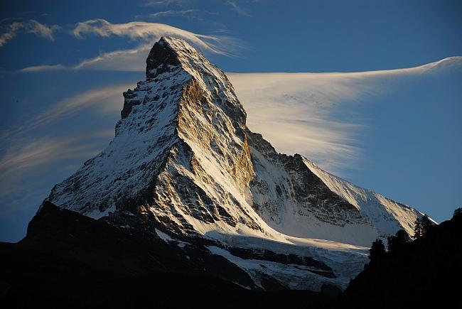 Маттерхорн (Matterhorn 4478 м)