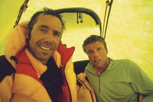 Athol Whimp (Новая Зеландия) и Andrew Lindblade (Австралия)