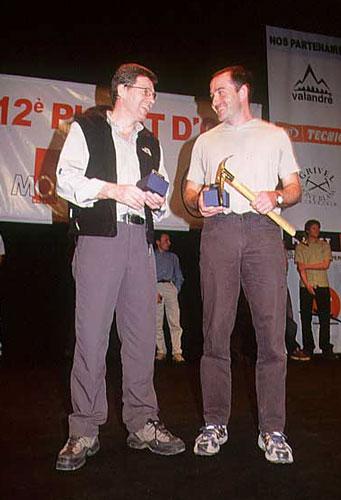 Mick Fowler (Мик Фаулер, Великобритания) и Paul Ramsden (Поль Рамсден, Великобритания)