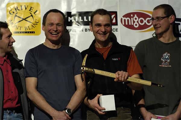 Марко Прецельж (Marko Prezelj, Словения) и Борис Лоренчич (Boris Lorencic, Словения)