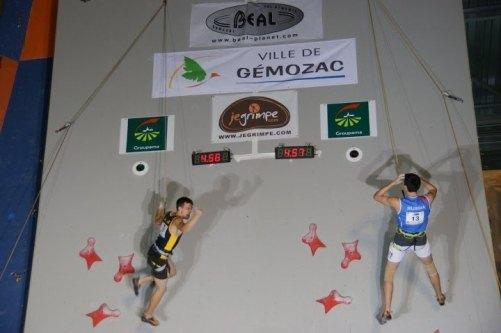 Зинченко Владимир - 1 место на Молодежном Чемпионате Европы по скалолазанию