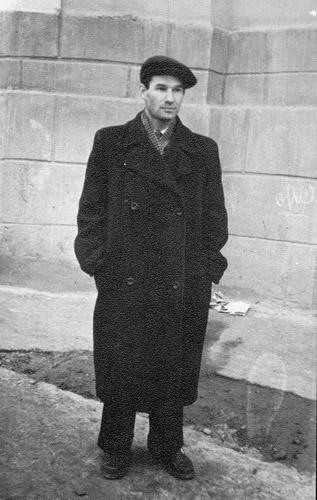 Мышляев Лев Владимирович. 1960 г.