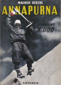 Annapurna: First Conquest of an 8000-meter Peak (1951)