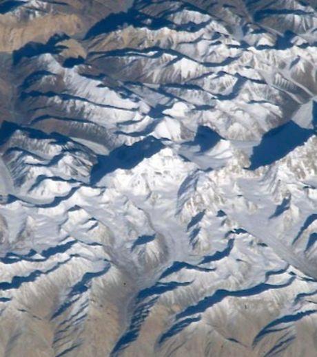 NASA перепутало Эверест с горой Saser Muztagh