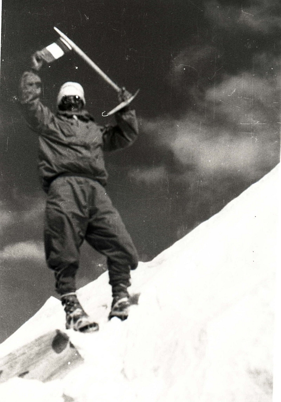 Морис Эрцог (Maurice Herzog) - Аннапурна 1950 год