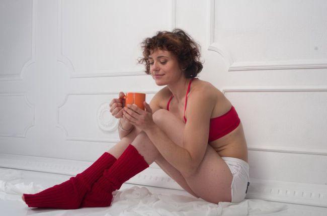 Марина Коптева.