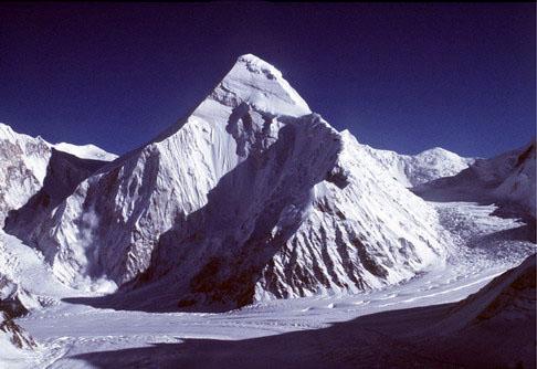 пик Хан-Тенгри (7005м)