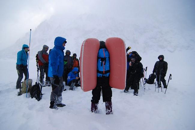 Лавинный курс в Высоких Татрах + ФОТО